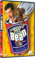 Mr. Bean DVD Cover