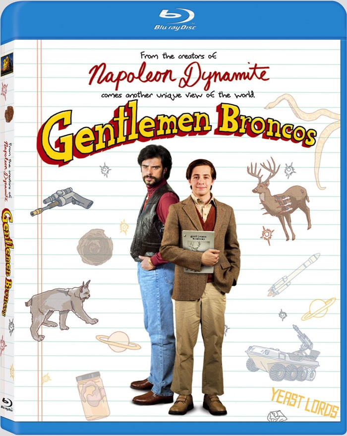DVD Review: Gentlemen Broncos | One Movie, Five Views