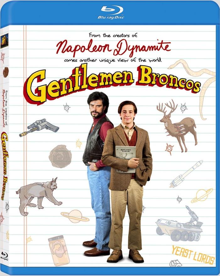 DVD Review: Gentlemen Broncos   One Movie, Five Views