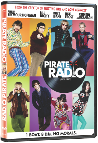 DVD Review: Pirate Radio | One Movie, Our Views