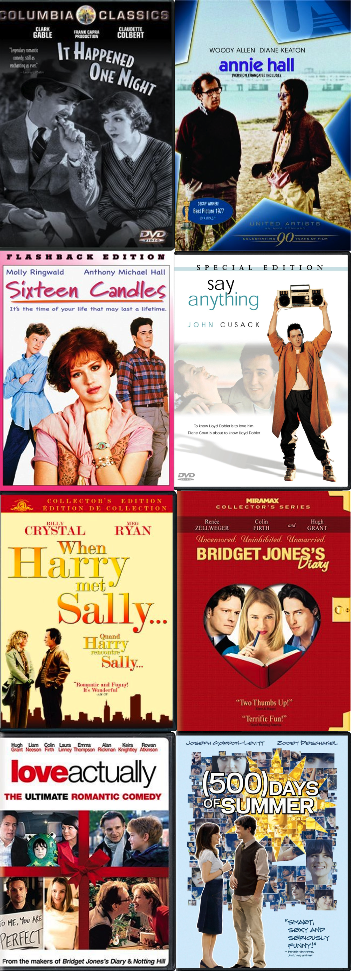 Love At The Movies Looking Back On The Best Romantic Comedies One