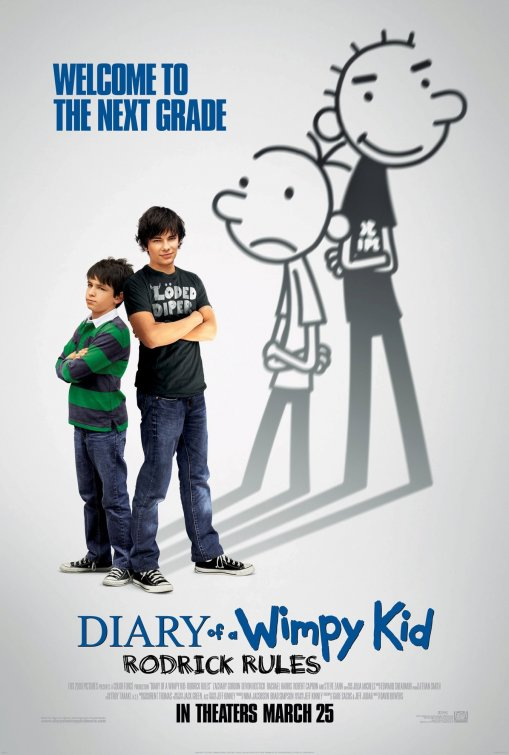 David Bowers Diary Of A Wimpy Kid