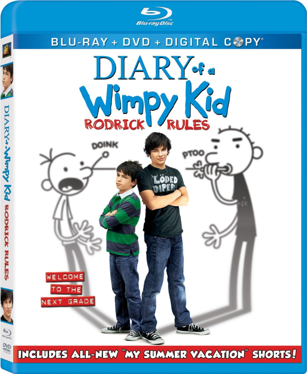 Diary Wimpy Actor 2017: DVD/Blu-ray Release: Diary Of A Wimpy Kid: Rodrick Rules