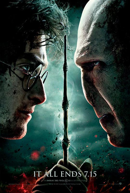 Movie Review Harry Potter And The Deathly Hallows Part 2 July 15 2011