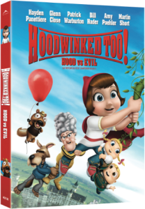 Hoodwinked Too! Hood vs. Evil DVD Image