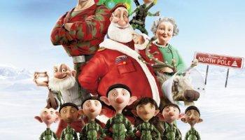 movie review arthur christmas - Arthur Christmas Dvd