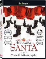 Becoming Santa DVD Cover