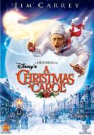 Disney's A Christmas Carol Blu-ray Cover