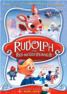 Rudolph, the Red-Nosed Reindeer DVD Cover