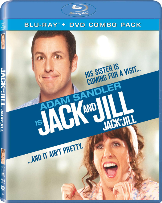 Jack And Jill Dvd Release Date March 6 2012: DVD Review: Jack And Jill