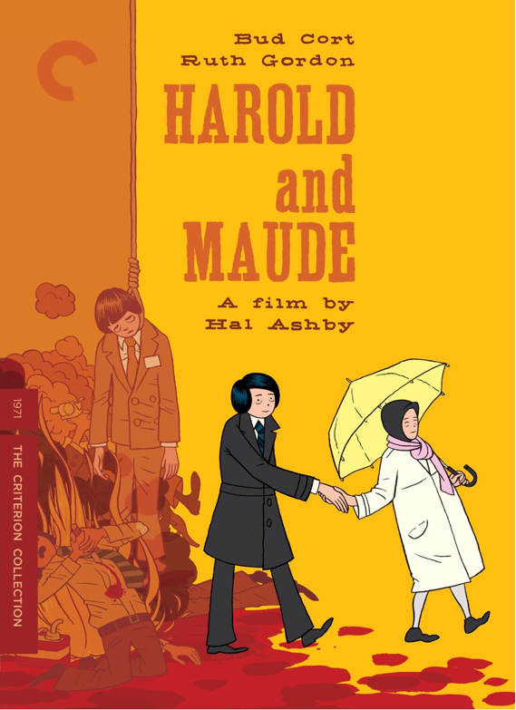 harold and maude essay Hal ashby's harold and maude, about the love between a suicidal young man of about twenty and an almost eighty-year-old widow, is timeless in part because it never quite belonged to its own time conceived in the late 1960s, at the height of the counterculture, it was released in 1971, when the political.