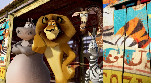 Movie Review: Madagascar 3: Europe's Most Wanted   One