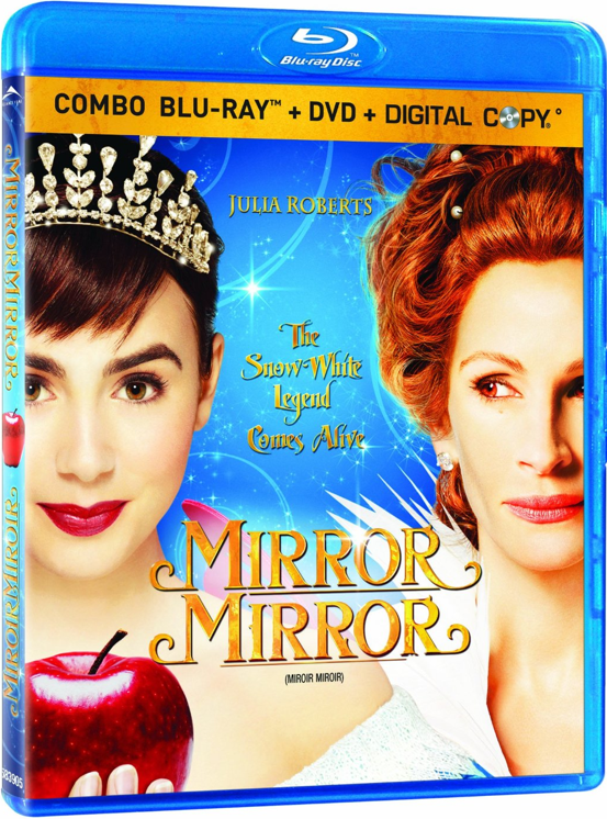 Dvd review mirror mirror one movie our views for Mirror 1 movie