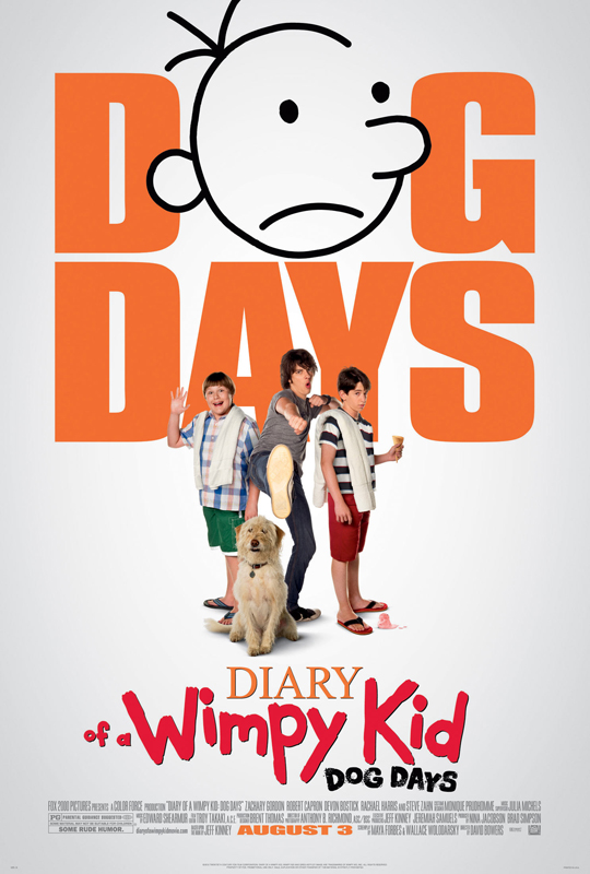 Diary Of A Wimpy Kid Dog Days Movie Review