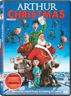 Arthur Christmas DVD Cover