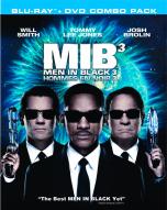 Men in Black 3 Blu-ray Cover