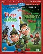Prep & Landing Blu-ray Cover