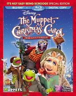 The Muppet Christmas Carol Blu-ray Cover