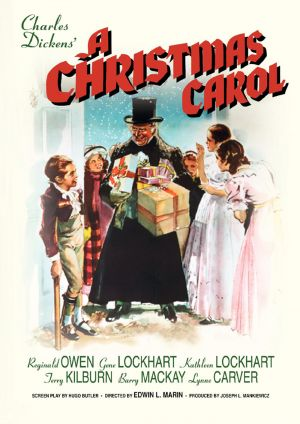A Christmas Carol (1938) Poster | One Movie, Our Views