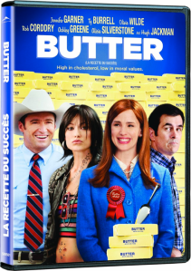 Butter DVD Cover