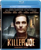 Killer Joe Blu-ray Cover