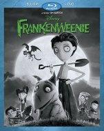 Frankenweenie Blu-ray Cover