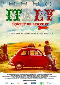 Italy-Love It or Leave It Poster