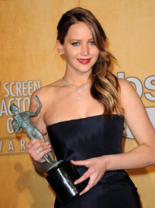 Jennifer Lawrence - 19th SAG Awards