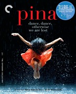 Pina Blu-ray Cover