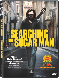 Searching for Sugar Man DVD Cover