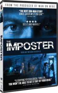 The Imposter DVD Cover