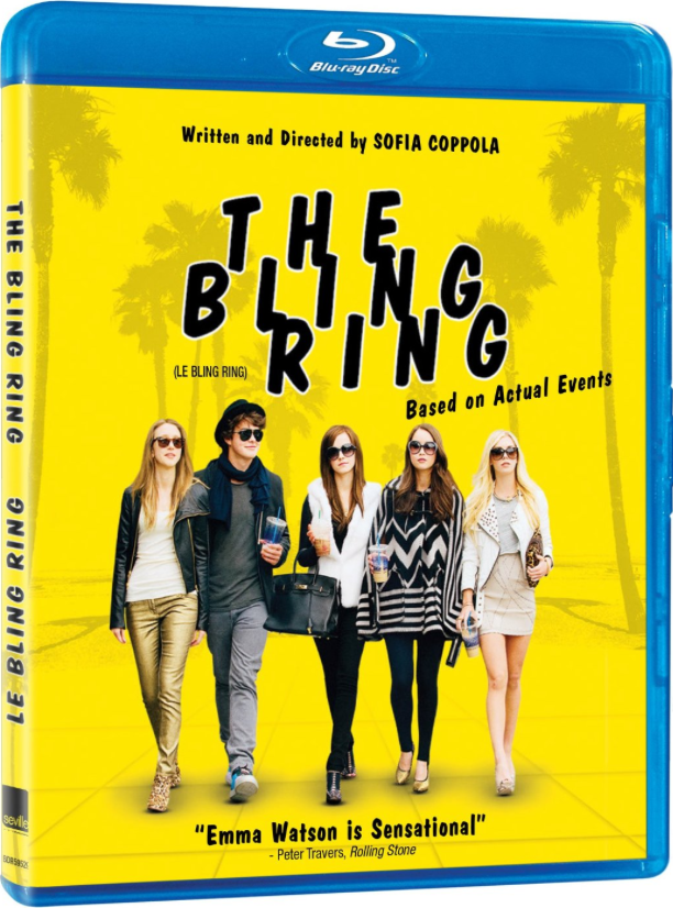 The Bling Ring Movie Rating