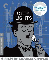 City Lights Blu-ray Cover