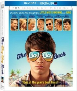 The Way Way Back Blu-ray Cover
