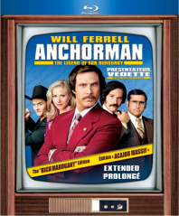 Anchorman Blu-ray Cover
