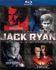 The Jack Ryan Collection Blu-ray Cover