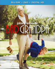 Bad Grandpa Blu-ray Cover