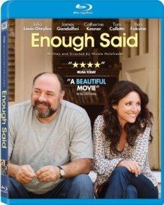 Enough Said Blu-ray Cover