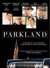 Parkland DVD Cover