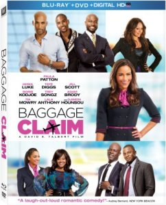 Baggage Claim Blu-ray Cover
