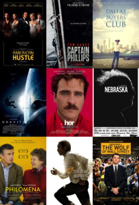 Best Picture Posters 2014
