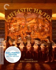 Fantastic Mr. Fox Criterion Cover