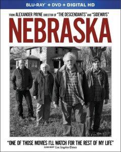 Nebraska Blu-ray Cover