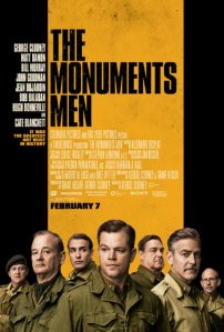The Momuments Men Poster