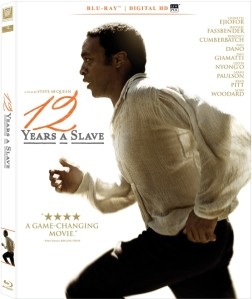 12 Years a Slave Blu-ray Cover