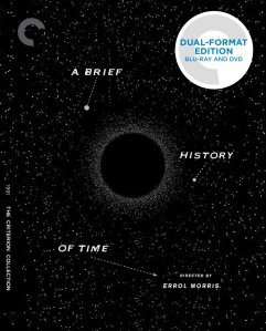 A Brief History of Time Blu-ray Cover