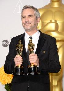 Alfonso Cuarón - Oscars 2014