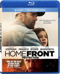 Homefront Blu-ray Cover