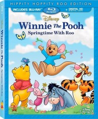 Springtime With Roo Blu-ray Cover