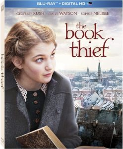 The Book Thief Blu-ray Cover